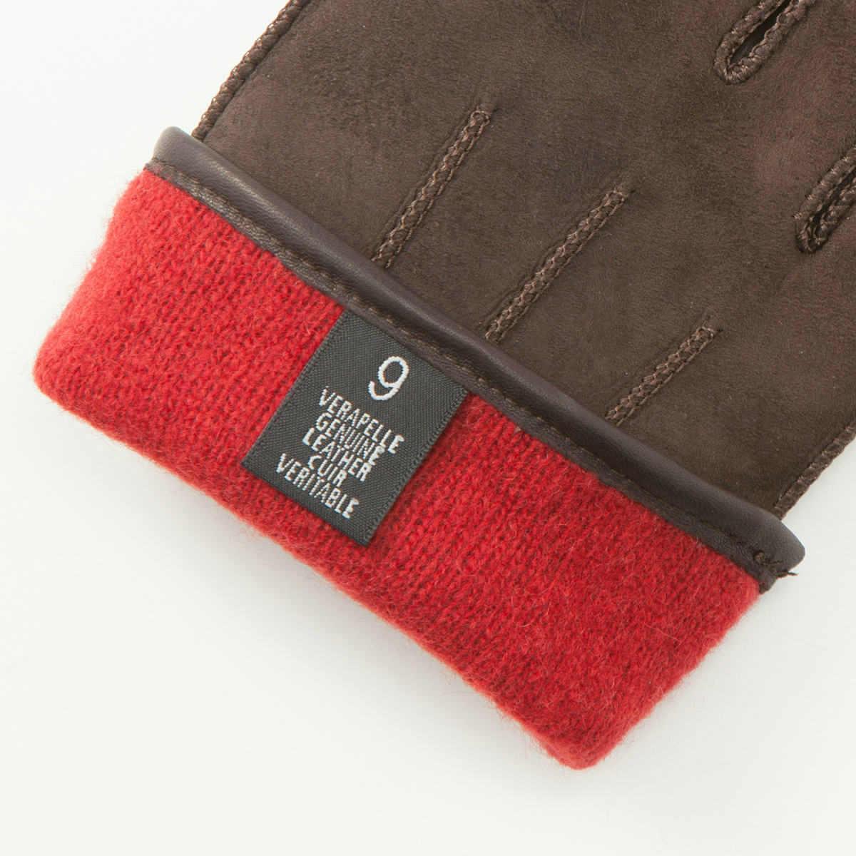 アルタクラッセ カプリガンティ メンズ スエード 革手袋 全3色 フリーサイズ