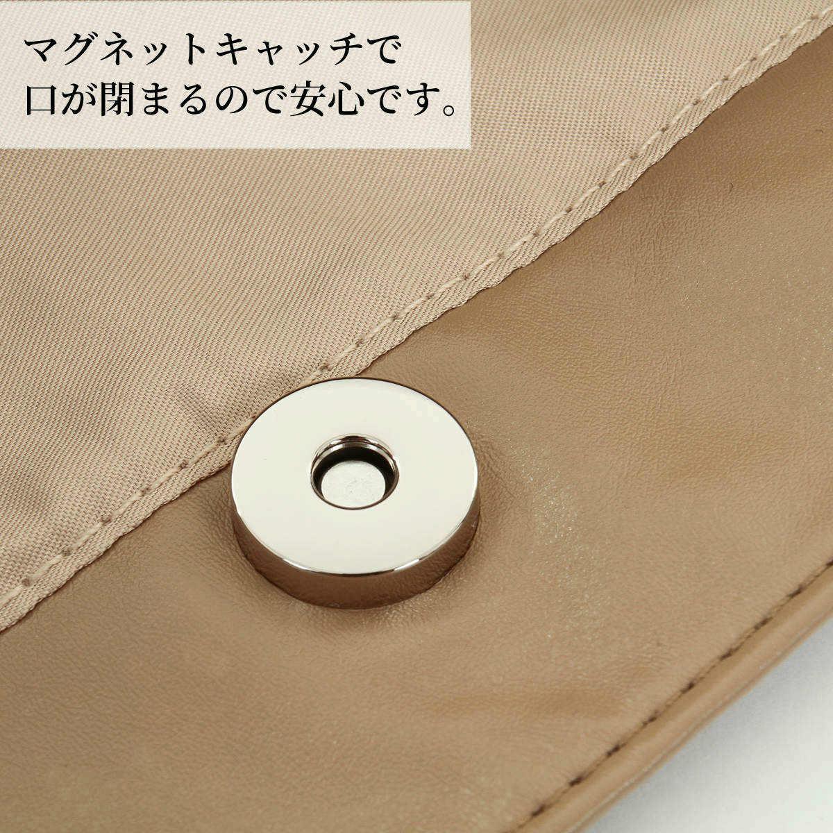 ピッコーネ アッチェッソーリ スカーフプリント 肩掛けバッグ ポリエステル製 レザー風ハンドル マチなし テロテロ素材 A4よりビッグ スクエア型