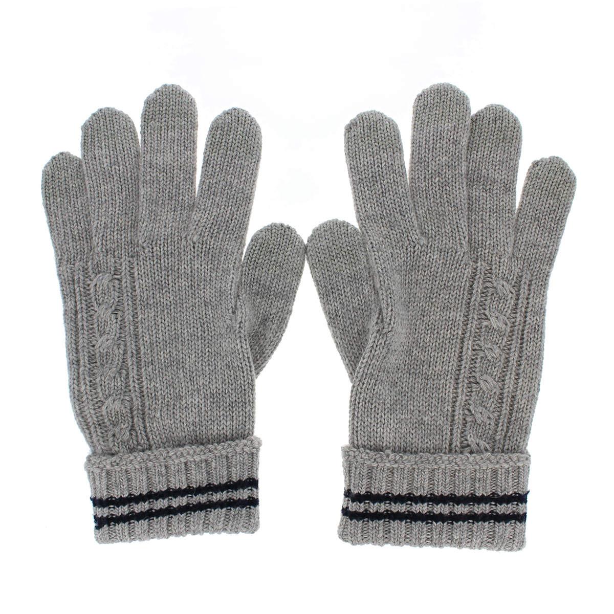 手袋 メンズ ニット オロビアンコ スマホ対応 防寒 アウトドア 暖かい スポーツ ブランド カジュアル プレゼント 男女ペア企画