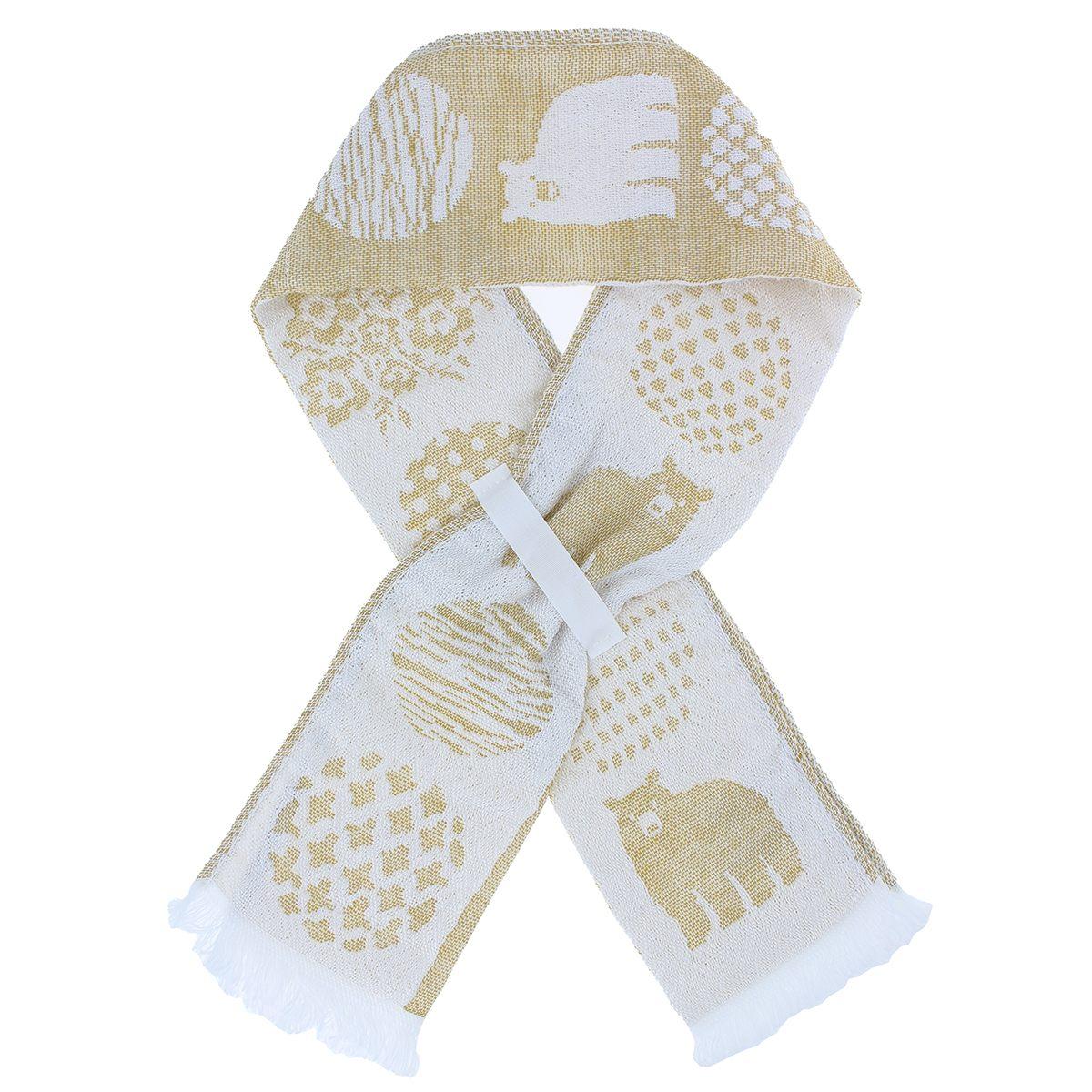 クールタオル 保冷剤付き マフラータオル クールマフラー ひんやり クール糸 ガーゼタオル レディース 子供 日本製 洗濯OK かわいい 熱中症対策 アウトドア
