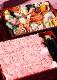 【予約受付中!】養老乃瀧オリジナル黒毛和牛のすき焼きおせち (二段重 2〜3人前) 送料無料