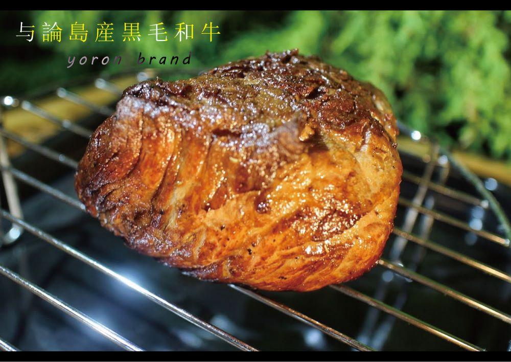 【与論島産黒毛和牛】かたまり肉500g以上/部位数量1(ステーキ・焼肉・ローストビーフ)