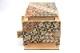 秘密箱21回仕掛け 4寸 小寄木