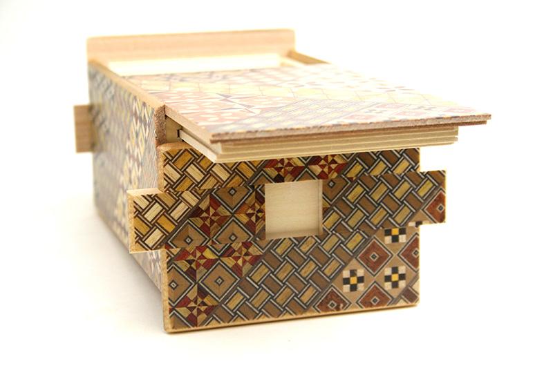 秘密箱35回+1仕掛け 小寄木