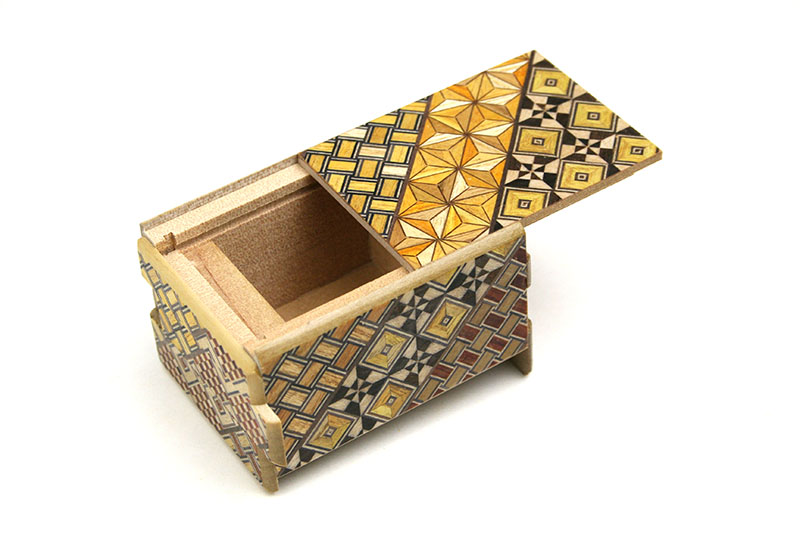 秘密箱10回仕掛け 2.5寸