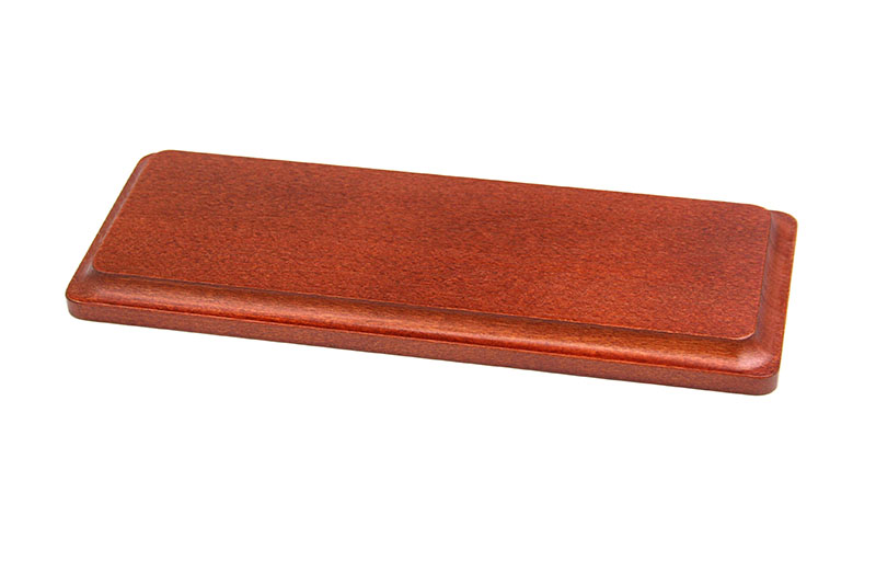寄木ペン皿