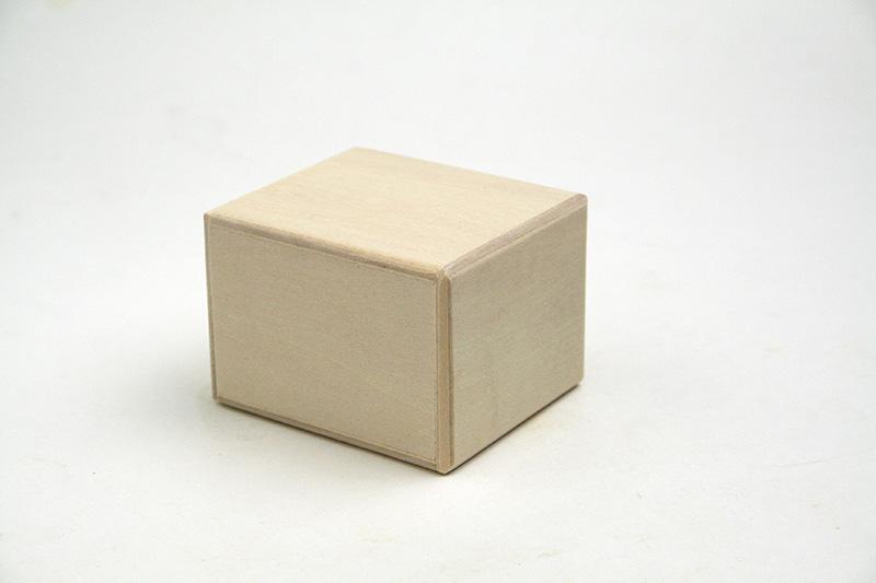 秘密箱体験工作キット(小)2個セットzoomあり
