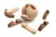 組木パズル 丸形