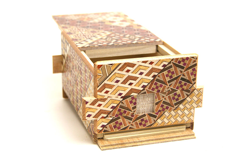 秘密箱35回+1仕掛け 小寄木 限定版