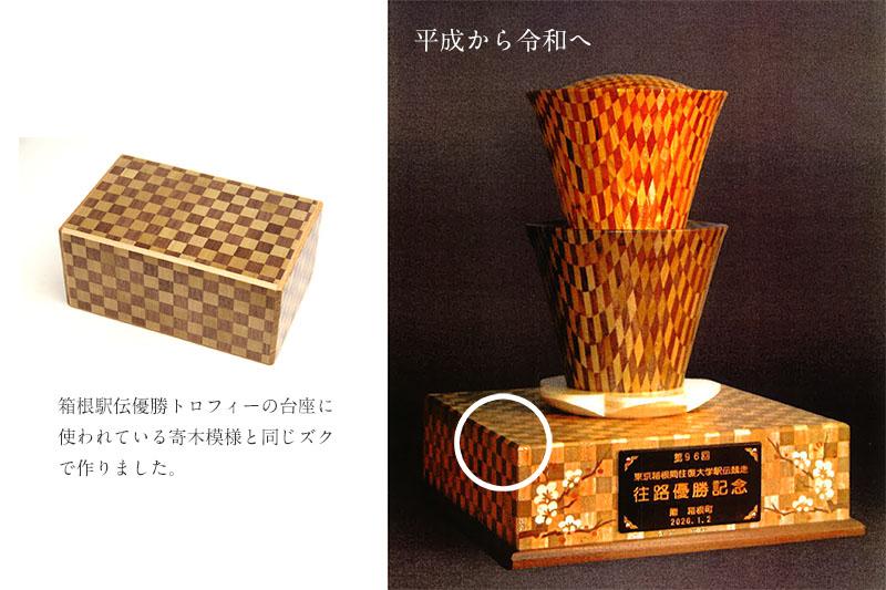 秘密箱21回+1仕掛け 箱根駅伝記念限定品