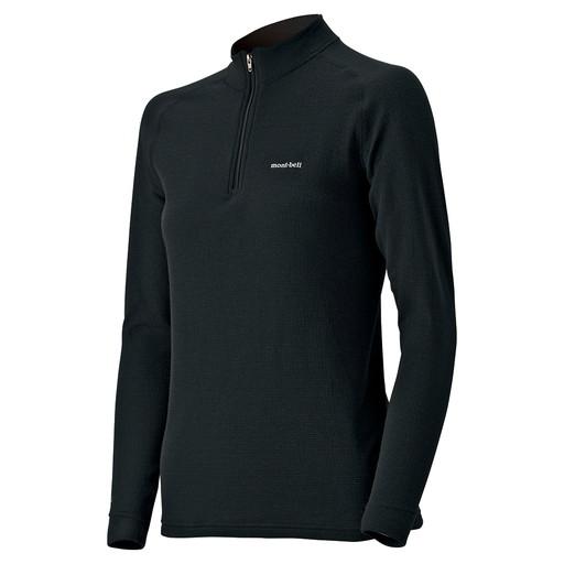 モンベル ジオラインEXP(厚手)ハイネックシャツ女性用 1107521