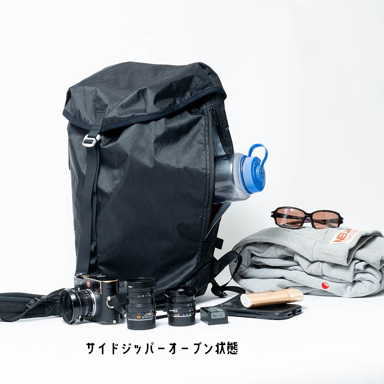 The 3rd Eye Chakra(ザサードアイチャクラ) The Back Pack #002 Packable 25L