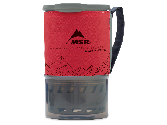 MSR ウィンドバーナーパーソナルストーブシステム 36219 718070