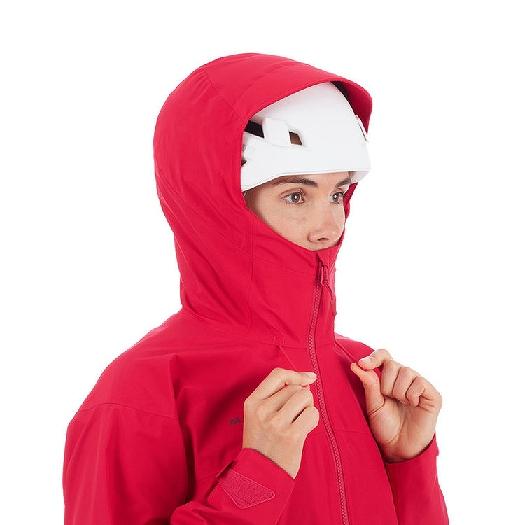 マムート Ayako Pro HS Hooded Jacket AF Women【30%OFF】 1010-27560