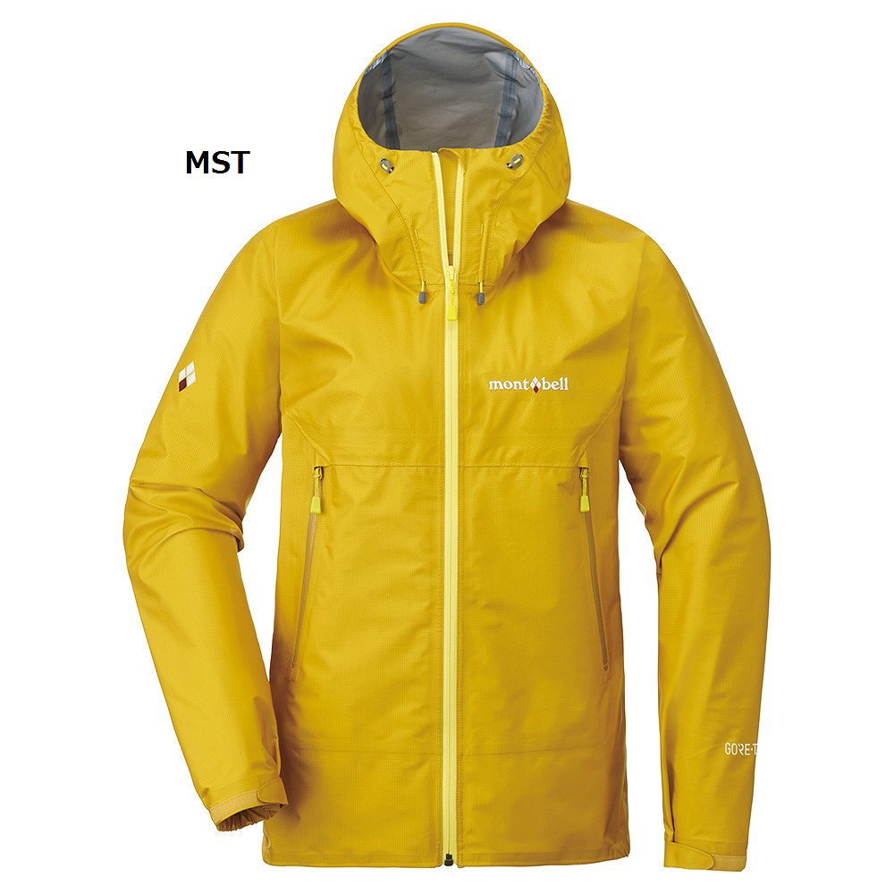 モンベル ストームクルーザージャケット 女性用  1128617