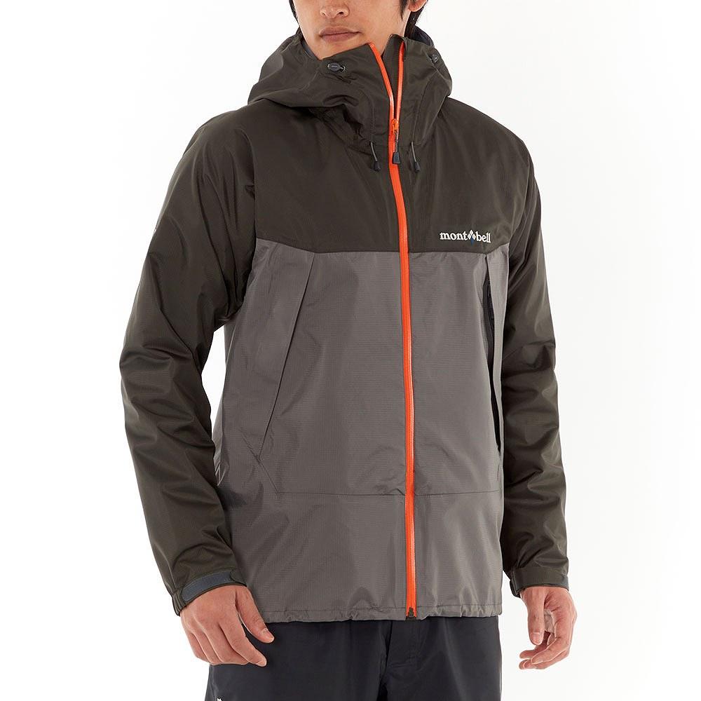 モンベル サンダーパスジャケット 男性用 1128635