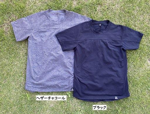 MOUNTDOOR マウントドア YM Short sleeve(男女兼用)