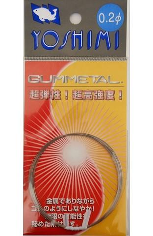 ゴムメタル 0.2φX5m