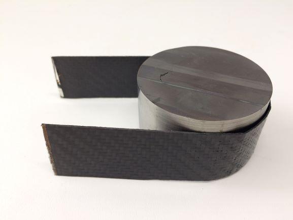 自分で加工できるカーボンファイバーボード RL-CT(LT) 0.5mm