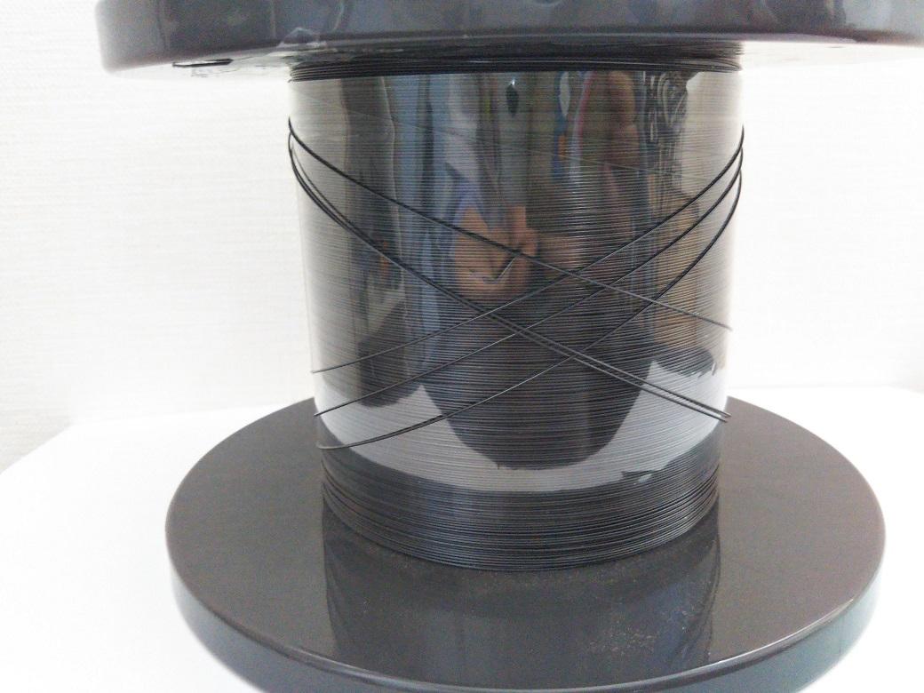 ナイロンコーティング付き!形状記憶合金ワイヤー φ0.5(素線φ0.35)