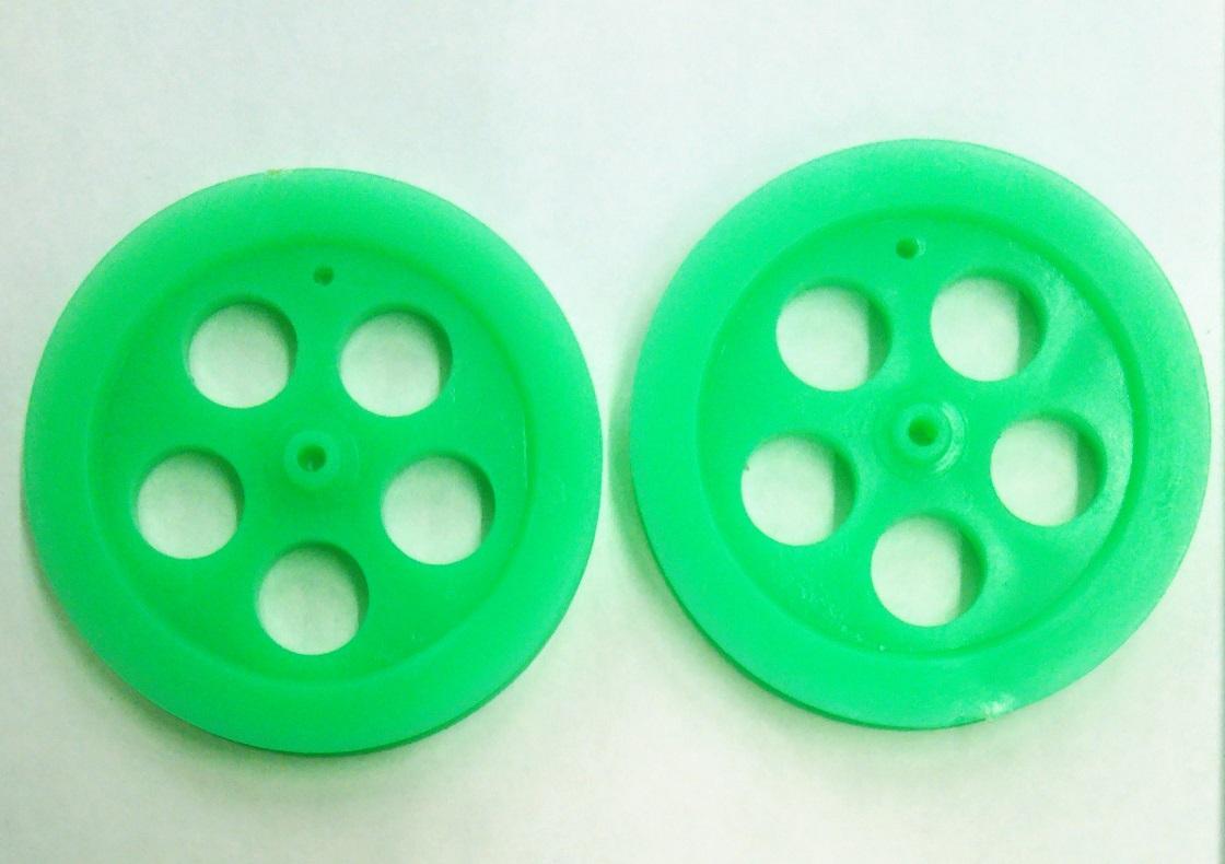 プラスチック プーリー【50個】
