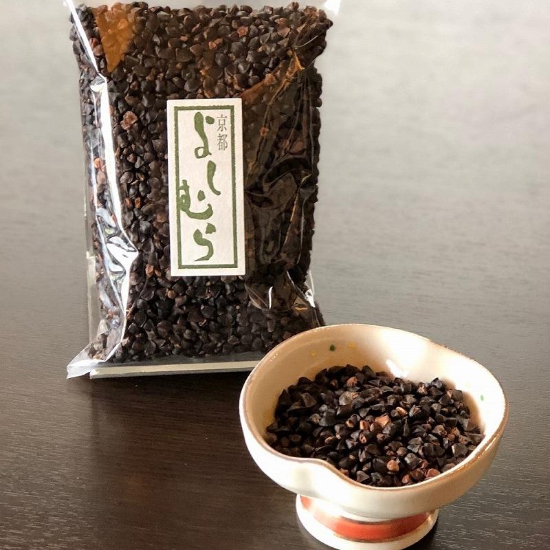 自家焙煎の国産そば茶(300g)