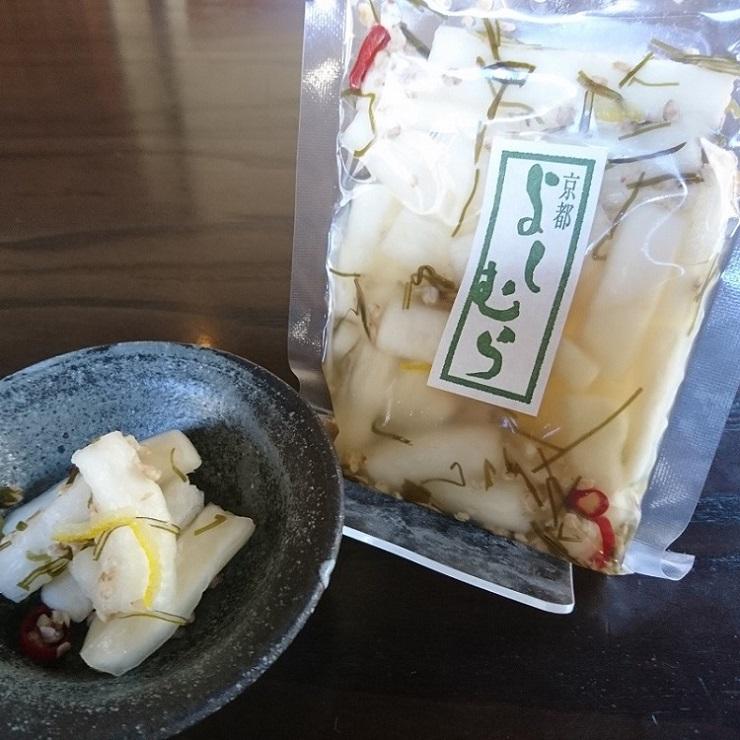 そば麹のつけもの(柚子大根)(冷蔵)