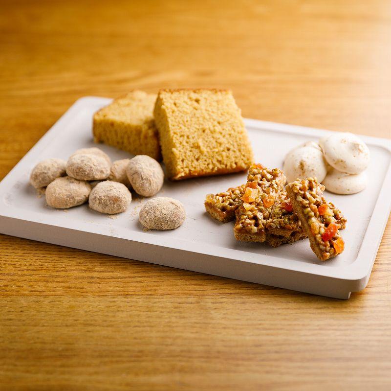そば茶クッキー(冷蔵)