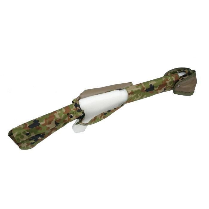 陸上自衛隊 迷彩 89式小銃用カバー