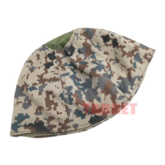 航空自衛隊 デジタル迷彩 鉄帽インナー フリーサイズ