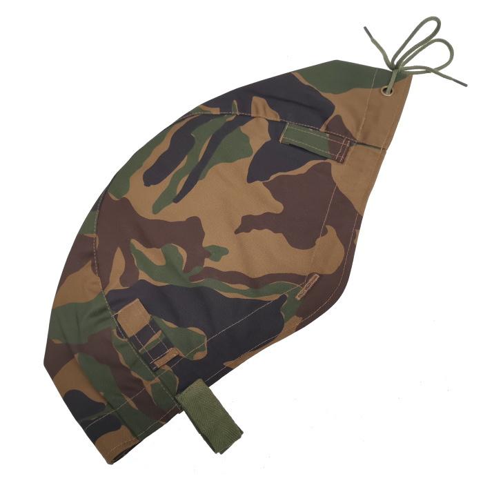 数量限定 航空自衛隊 野戦迷彩 八八式鉄帽用カバー 中