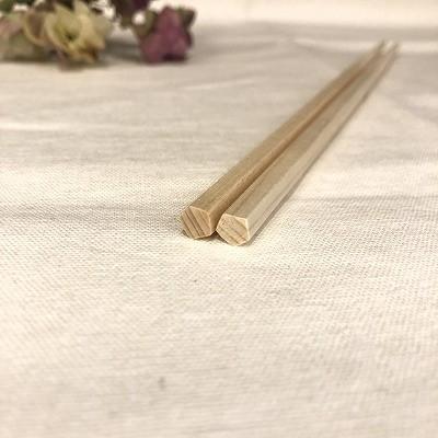 吉野檜5角箸(5膳セット)