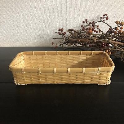 竹のカトラリーケース