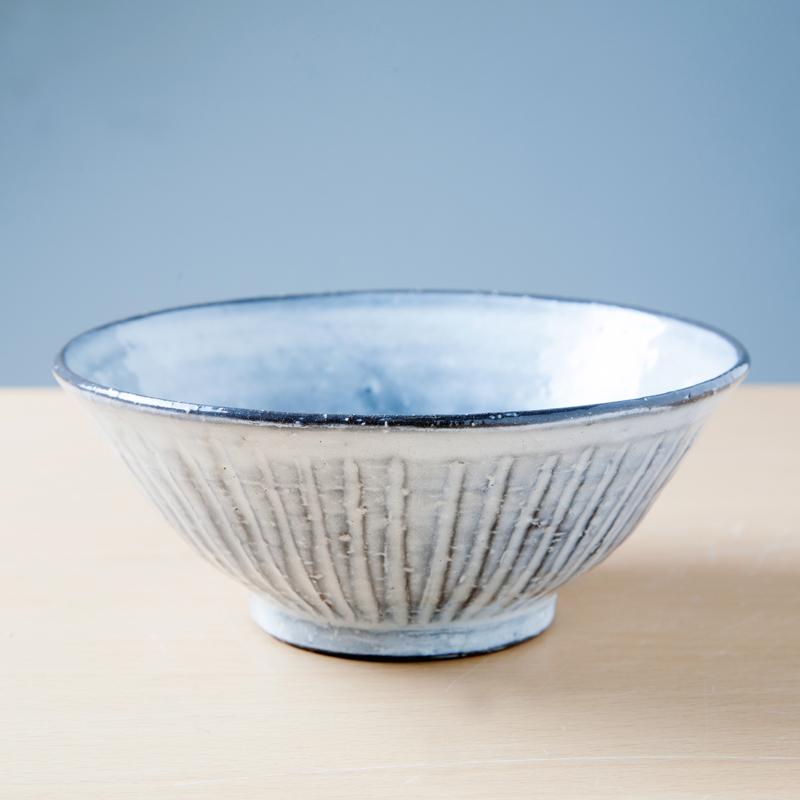 【Ashworkオリジナル】ご飯茶碗 ash395【すっと手になじむ】