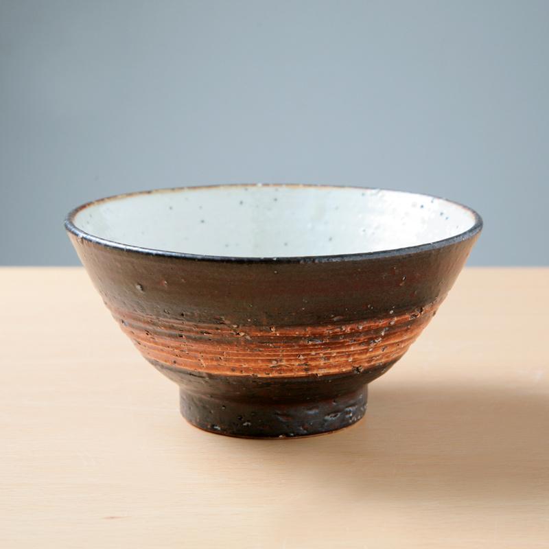 【Ashworkオリジナル】ご飯茶碗  ash485【すっと手になじむ】