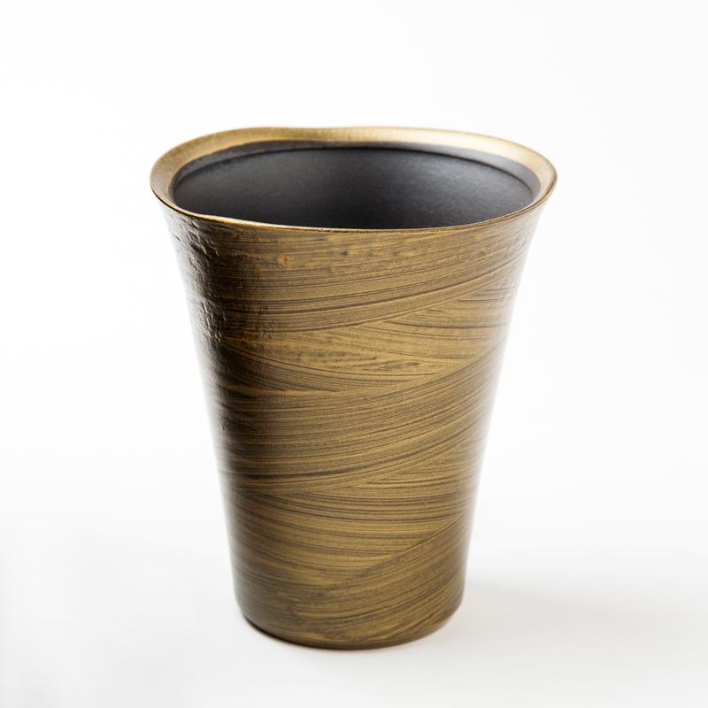 有田焼 星河フリーカップ(金彩)【全三種類】