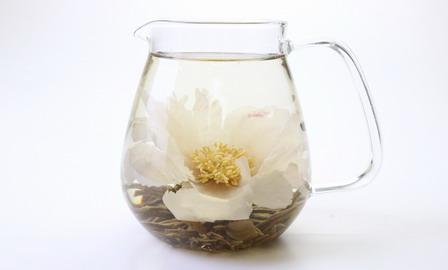 工芸茶 富貴牡丹 ふうきぼたん Flower Crafted Tea Fugui Mudan