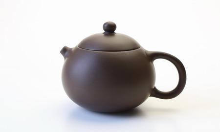 茶壷 台湾 貴妃壷 紫