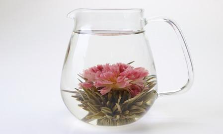 工芸茶 馨花相印 きょうかそういん Flower Crafted Tea Xinhua Xiangyin