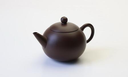 茶壷 台湾 小圓珠壷 紫
