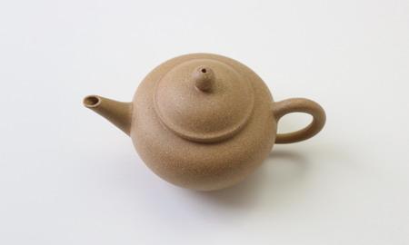 茶壷 宜興紫砂水平壷 段泥  115cc