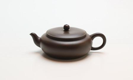 茶壷 台湾 月琴 70cc 紫