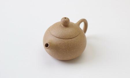 茶壷 宜興紫砂西施壷 段泥 58cc