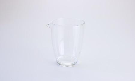 茶海 ガラス 150cc (持ち手なし)