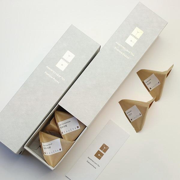 リーフティー・ポーションパック アソートセット(7種入) Assorted Leaf Tea Portion Packs