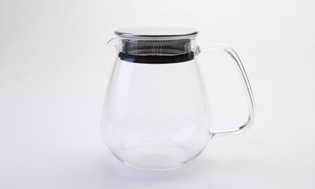 ワンタッチティーポット UNITEA One-touch Tea Pot