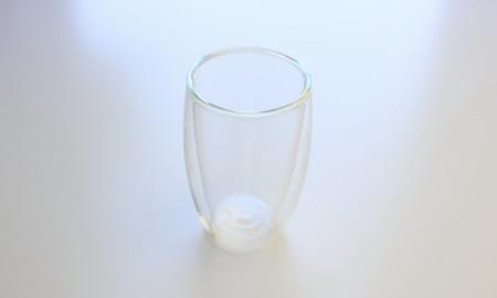 ガラス 二層グラス