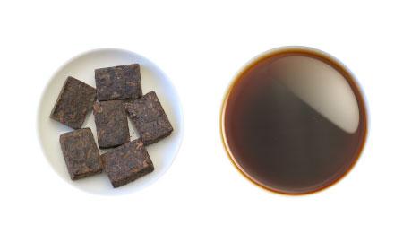 プーアール小磚茶 ギフトパッケージ Pu-erh Xiaozhuancha
