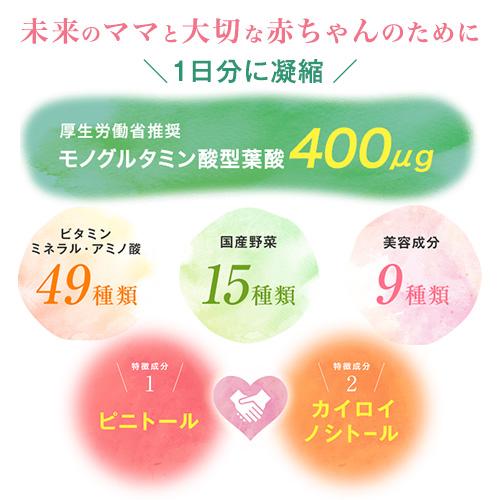 《定期》はじめての葉酸/送料無料 (30日分)
