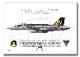 "F/A-18E スーパーホーネット VFA-115 ""イーグルス"" 2016 Showbird ""166859"" (A3)"